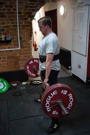 Liverpool Powerlifting Coaching - Daniel Lee Fitness
