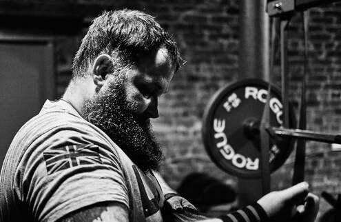 Liverpool Powerlifting Coaching - Daniel Lee Fitness